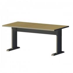 Kancelářský stůl HOOF 160 kov