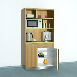 Kuchyně pro kancelář KOOK 900 plná