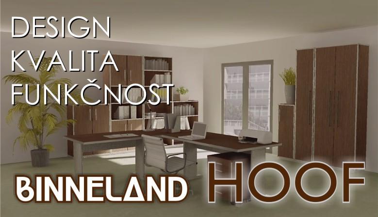 Kancelářský nábytek Binneland HOOF