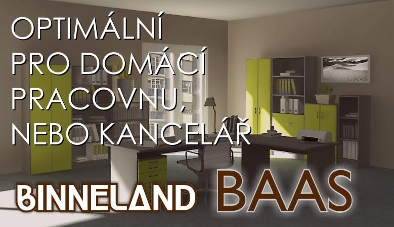 Kancelářský nábytek Binneland BAAS